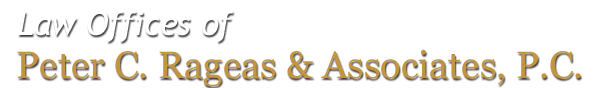 Law Offices of Peter C. Rageas & Associates, P.C. logo